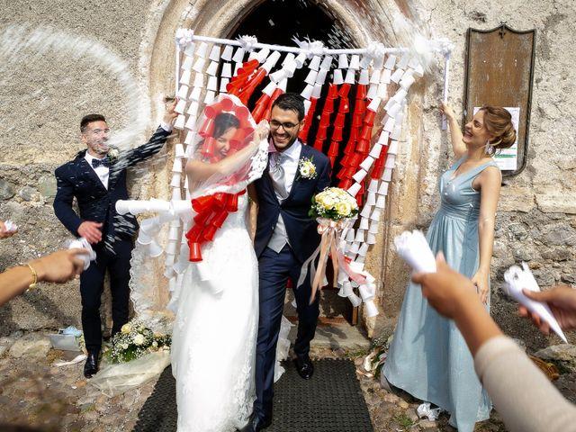 Il matrimonio di Nicola e Ilaria a Domegge di Cadore, Belluno 28