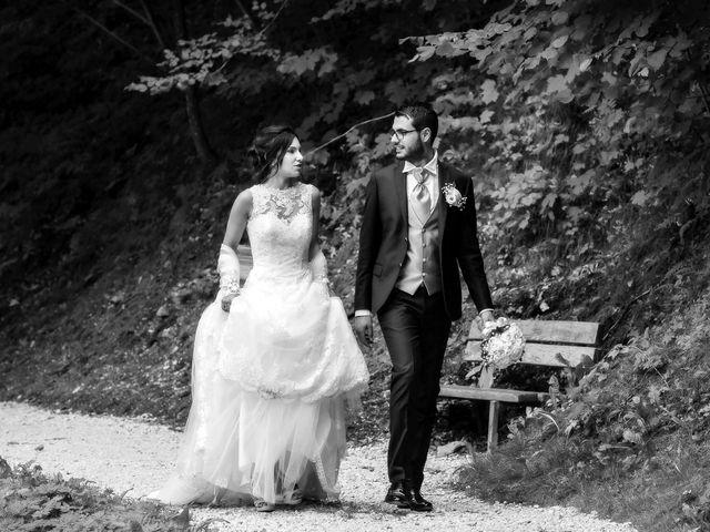 Il matrimonio di Nicola e Ilaria a Domegge di Cadore, Belluno 30