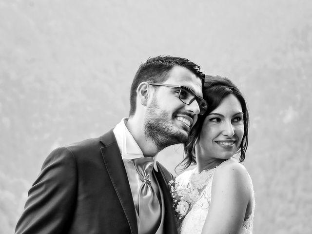 Il matrimonio di Nicola e Ilaria a Domegge di Cadore, Belluno 31