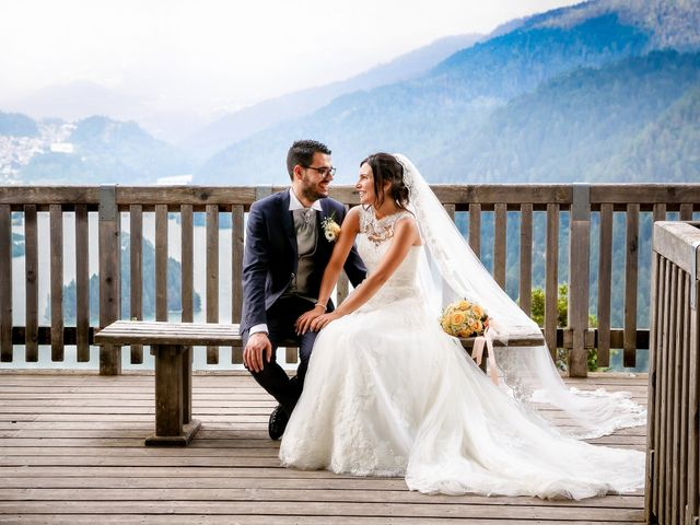 Il matrimonio di Nicola e Ilaria a Domegge di Cadore, Belluno 32