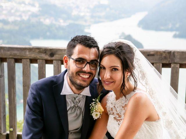 Il matrimonio di Nicola e Ilaria a Domegge di Cadore, Belluno 33