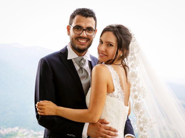 Il matrimonio di Nicola e Ilaria a Domegge di Cadore, Belluno 35