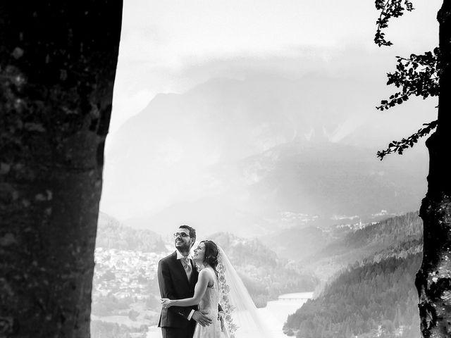 Il matrimonio di Nicola e Ilaria a Domegge di Cadore, Belluno 37