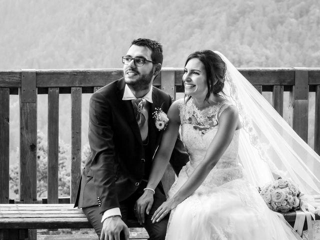 Il matrimonio di Nicola e Ilaria a Domegge di Cadore, Belluno 39