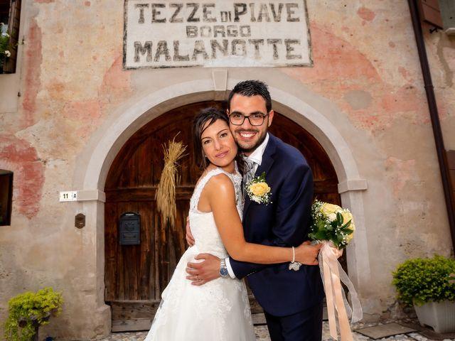 Il matrimonio di Nicola e Ilaria a Domegge di Cadore, Belluno 40