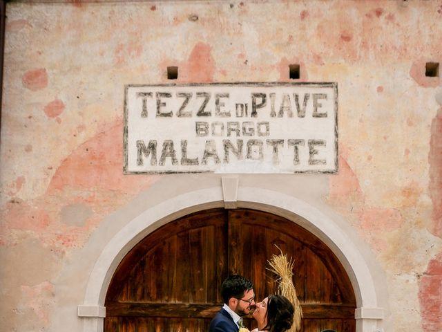 Il matrimonio di Nicola e Ilaria a Domegge di Cadore, Belluno 42