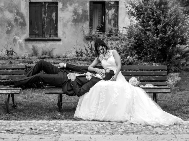 Il matrimonio di Nicola e Ilaria a Domegge di Cadore, Belluno 43