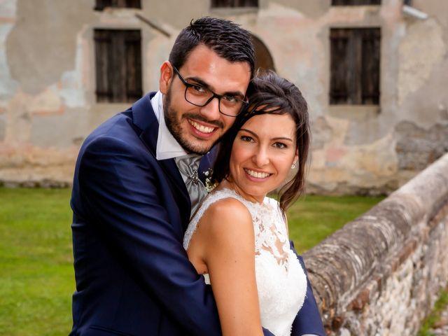 Il matrimonio di Nicola e Ilaria a Domegge di Cadore, Belluno 46