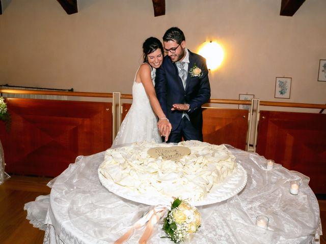 Il matrimonio di Nicola e Ilaria a Domegge di Cadore, Belluno 53