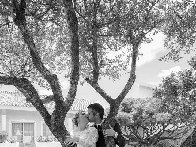 Il matrimonio di Massimo e Cosmina a Olbia, Sassari 4
