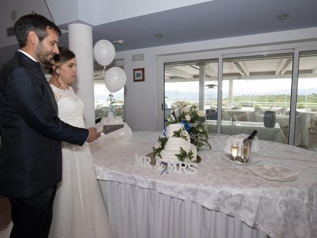 Il matrimonio di Massimo e Cosmina a Olbia, Sassari 11