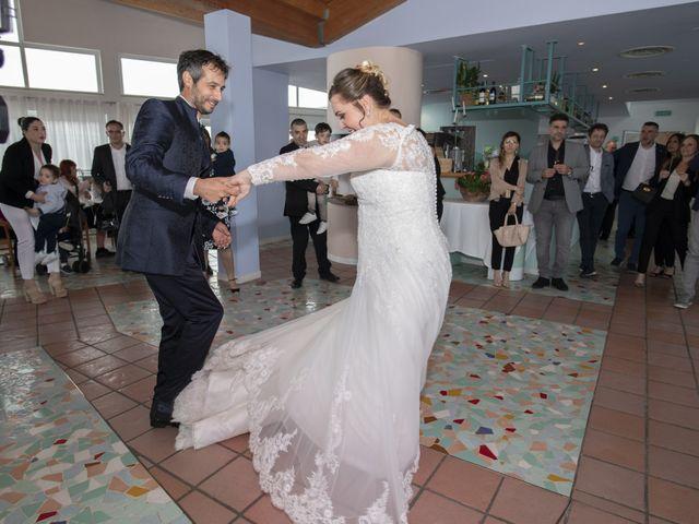 Il matrimonio di Massimo e Cosmina a Olbia, Sassari 15