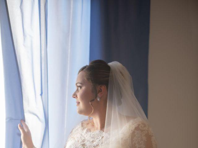 Il matrimonio di Massimo e Cosmina a Olbia, Sassari 34
