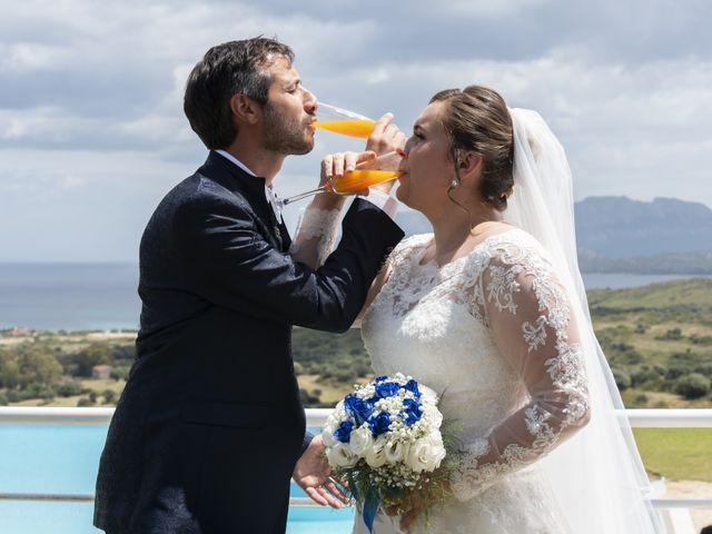 Il matrimonio di Massimo e Cosmina a Olbia, Sassari 50