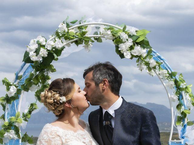 Il matrimonio di Massimo e Cosmina a Olbia, Sassari 52