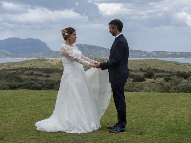 Il matrimonio di Massimo e Cosmina a Olbia, Sassari 55