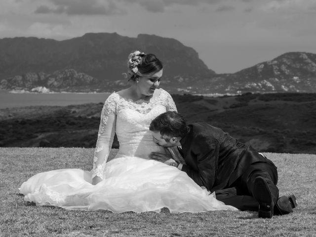 Il matrimonio di Massimo e Cosmina a Olbia, Sassari 57