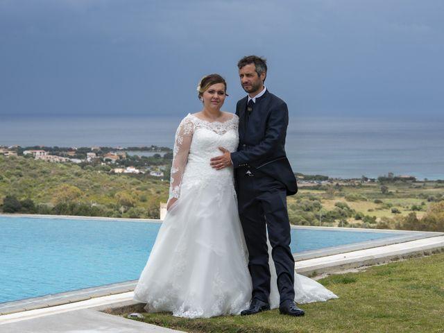 Il matrimonio di Massimo e Cosmina a Olbia, Sassari 58