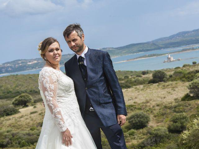 Il matrimonio di Massimo e Cosmina a Olbia, Sassari 59