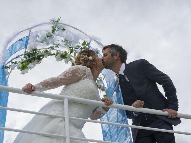 Il matrimonio di Massimo e Cosmina a Olbia, Sassari 61