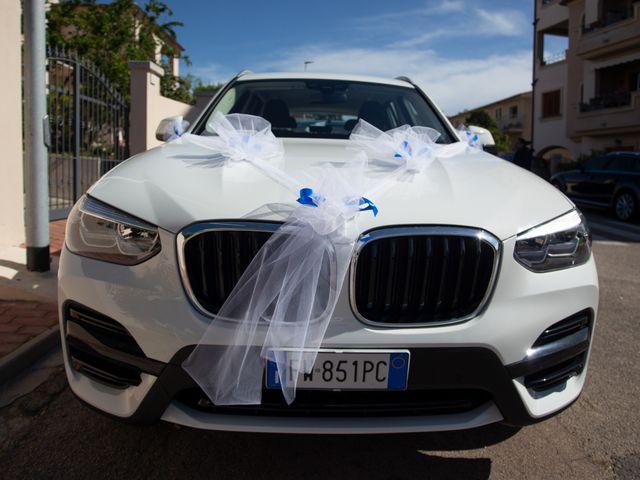 Il matrimonio di Massimo e Cosmina a Olbia, Sassari 62