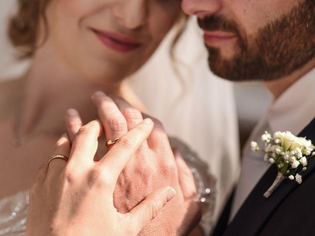 Le nozze di Alba e Jonathan