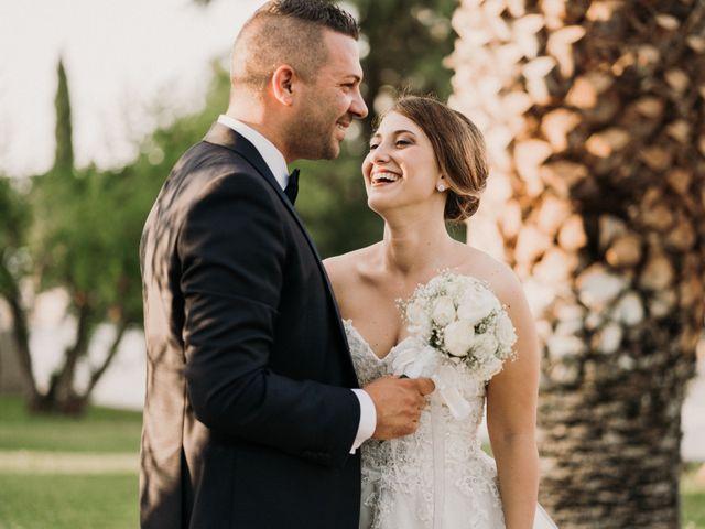 Il matrimonio di Rosa e Andrea a San Martino in Pensilis, Campobasso 10