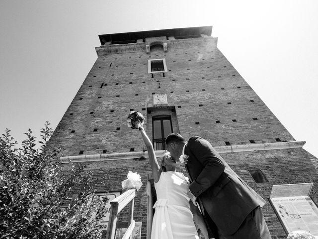 Il matrimonio di Tiziano e Barbara a Cervia, Ravenna 13