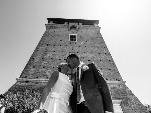 Il matrimonio di Tiziano e Barbara a Cervia, Ravenna 14