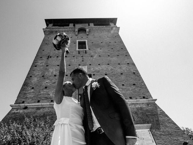 Il matrimonio di Tiziano e Barbara a Cervia, Ravenna 1