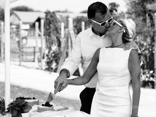 Il matrimonio di Tiziano e Barbara a Cervia, Ravenna 20
