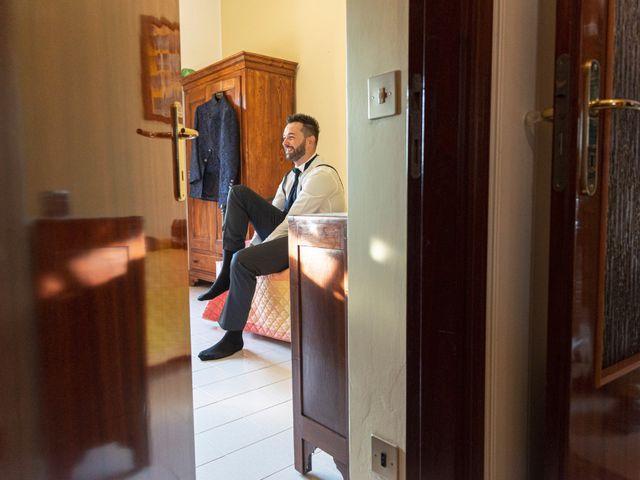 Il matrimonio di Diego e Sofia a Cupramontana, Ancona 12