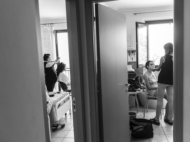 Il matrimonio di Diego e Sofia a Cupramontana, Ancona 26