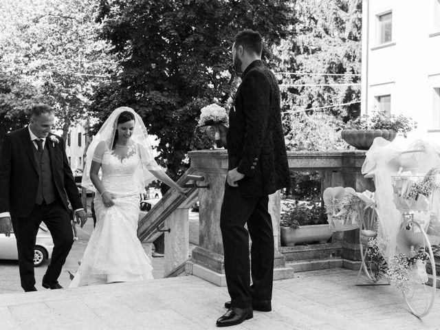 Il matrimonio di Diego e Sofia a Cupramontana, Ancona 42