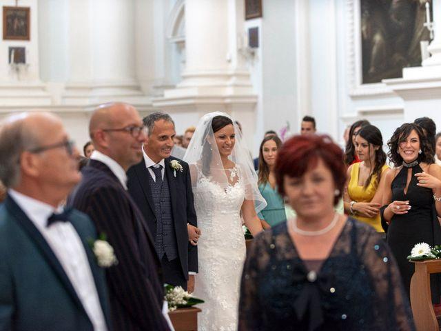 Il matrimonio di Diego e Sofia a Cupramontana, Ancona 44