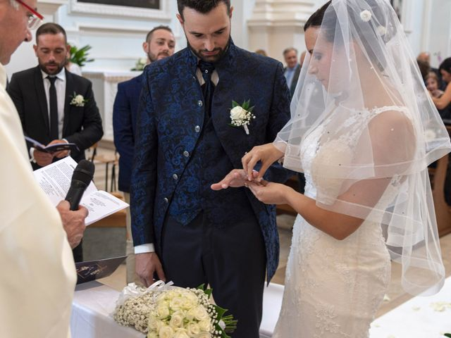 Il matrimonio di Diego e Sofia a Cupramontana, Ancona 49