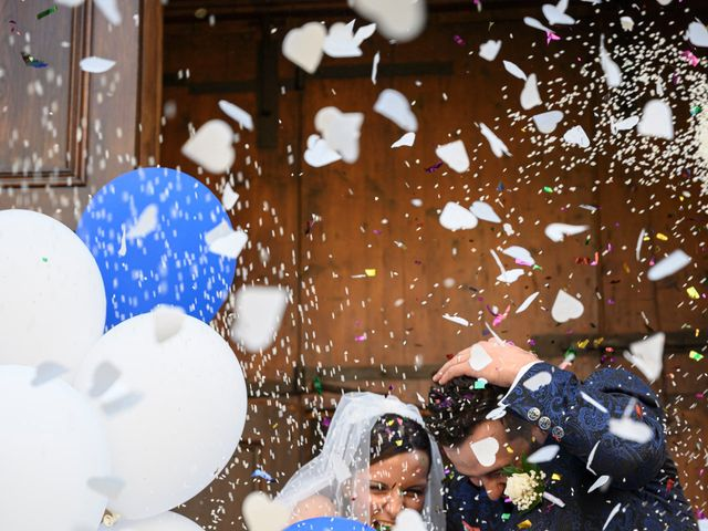 Il matrimonio di Diego e Sofia a Cupramontana, Ancona 53