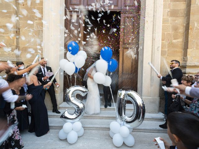 Il matrimonio di Diego e Sofia a Cupramontana, Ancona 54