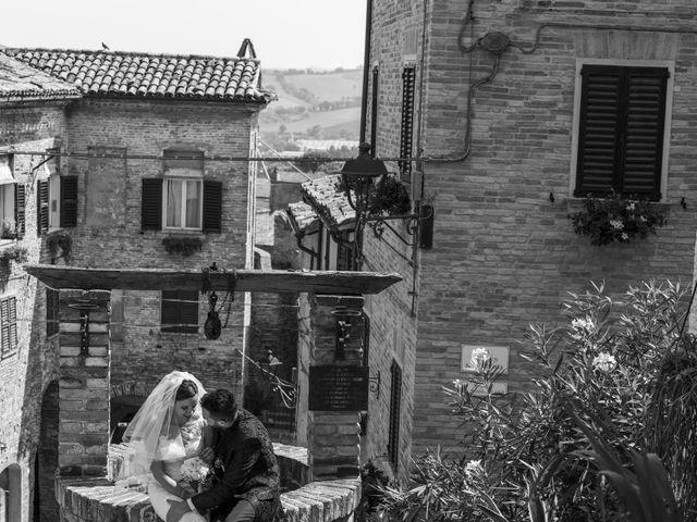 Il matrimonio di Diego e Sofia a Cupramontana, Ancona 58