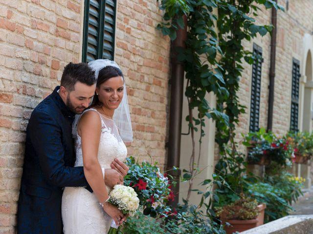 Il matrimonio di Diego e Sofia a Cupramontana, Ancona 60