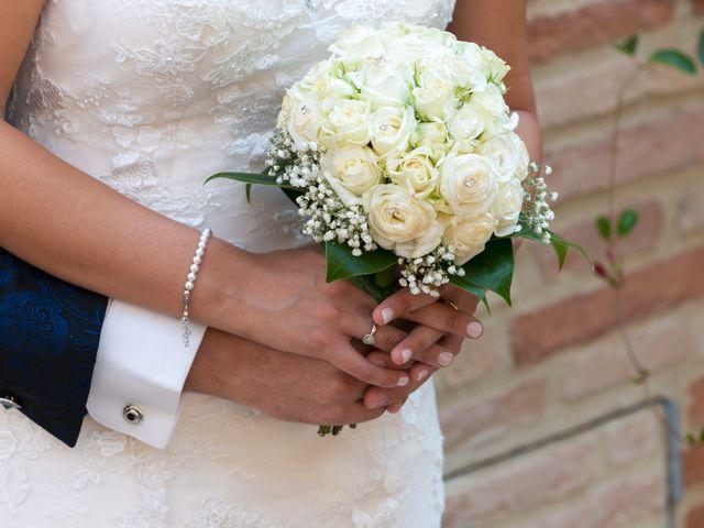 Il matrimonio di Diego e Sofia a Cupramontana, Ancona 61