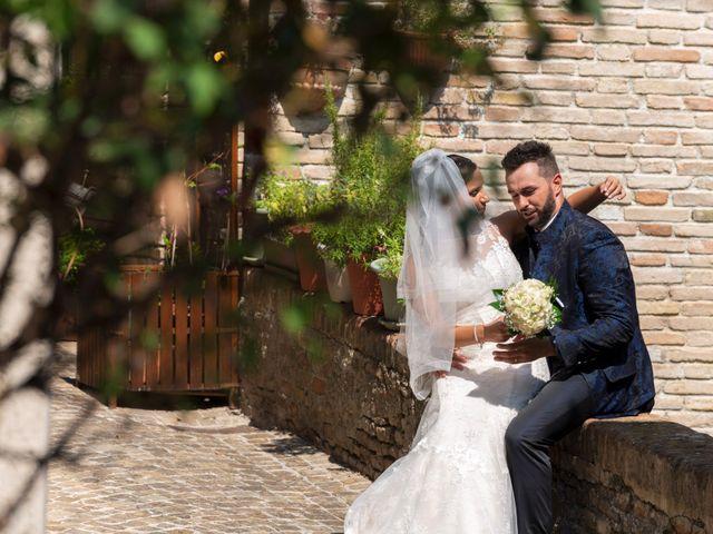 Il matrimonio di Diego e Sofia a Cupramontana, Ancona 66