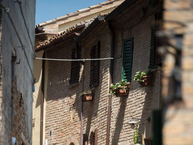 Il matrimonio di Diego e Sofia a Cupramontana, Ancona 67
