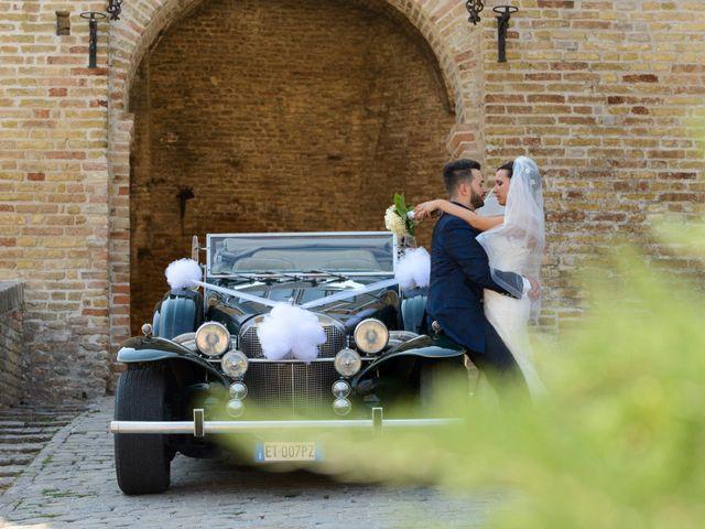 Le nozze di Sofia e Diego