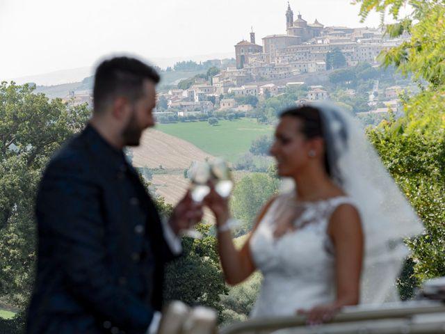 Il matrimonio di Diego e Sofia a Cupramontana, Ancona 70