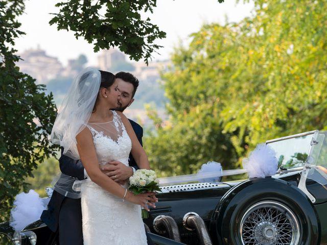 Il matrimonio di Diego e Sofia a Cupramontana, Ancona 73