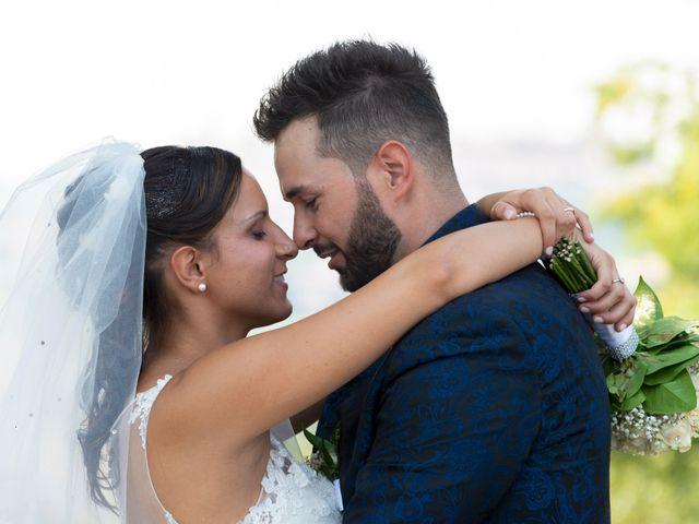 Il matrimonio di Diego e Sofia a Cupramontana, Ancona 74