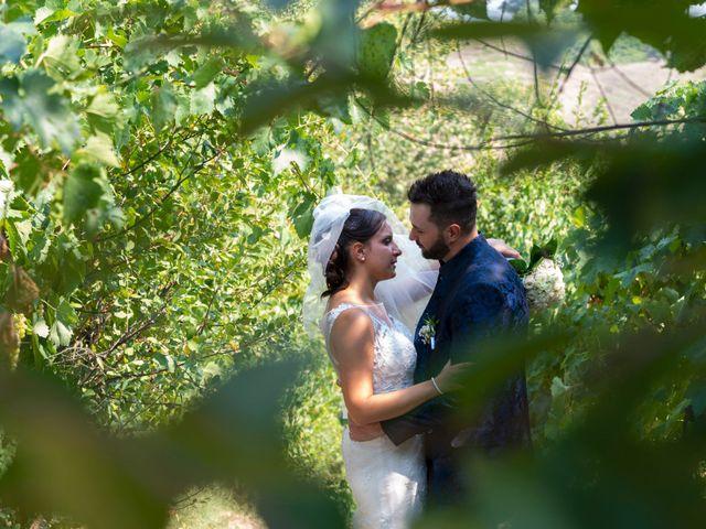 Il matrimonio di Diego e Sofia a Cupramontana, Ancona 1