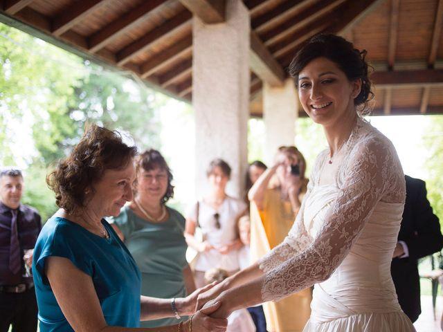 Il matrimonio di Filippo e Monica a Langhirano, Parma 15