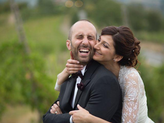 Il matrimonio di Filippo e Monica a Langhirano, Parma 32